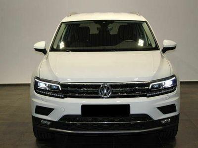 gebraucht VW Tiguan 2,0 TDI SCR 4Mot Allspace Highline DSG LED AHK Kam