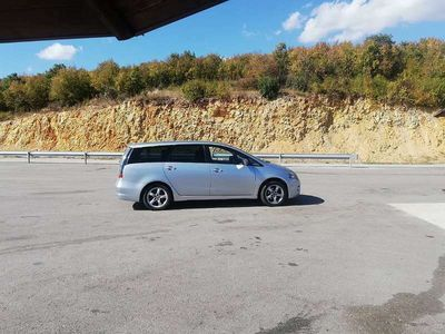 gebraucht Mitsubishi Grandis 2.0 TDI Kombi / Family Van