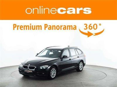 gebraucht BMW 316 d Touring Advantage NAVI TEMP SHZ BLUETOOTH MEGAPR