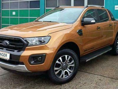 gebraucht Ford Ranger Pick Up DK Wildtrak L1H1 3,2t