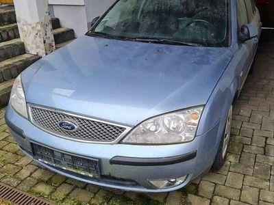 gebraucht Ford Mondeo Trend 1,8