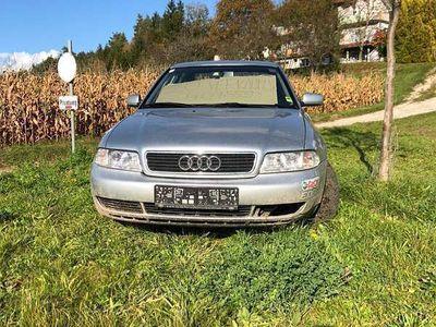 gebraucht Audi A4 1,9 TDI Quattro Limousine