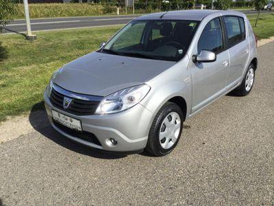 gebraucht Dacia Sandero 1.2 16V, Ambiance, 75 PS, 5 Türen, Schaltgetriebe
