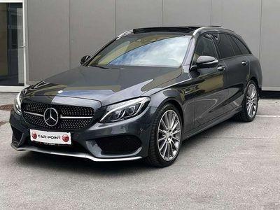 gebraucht Mercedes C43 AMG AMG T 4MATIC Aut.