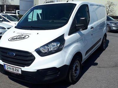 gebraucht Ford Custom TransitKastenwagen Einzelkab L1H1 STARTUP 260 2,0 EcoBlue 105PS Front (netto € 13.990,-)