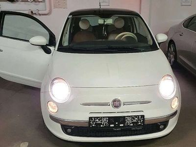 gebraucht Fiat Coupé 500 Sportwagen /