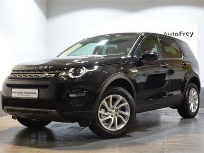 gebraucht Land Rover Discovery Sport 2,0 TD4 150 4W SUV / Geländewagen,