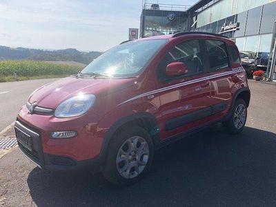 gebraucht Fiat Panda 4x4 4x4 1,3 Multijet II 75 Rock Limousine