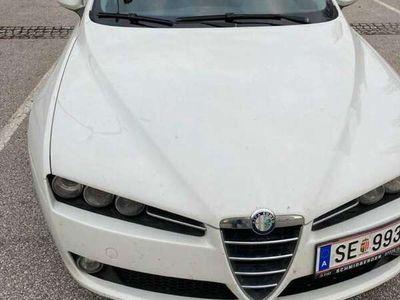 gebraucht Alfa Romeo 159 Alfa SW 1,9 JTDM 8V Impression Export
