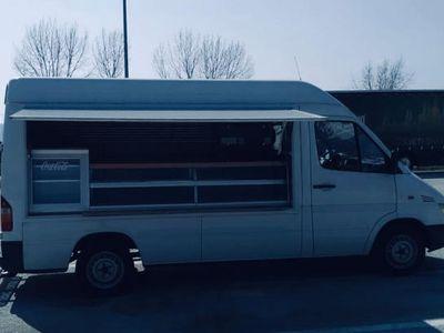 gebraucht Mercedes Sprinter 208 CDI 2,8t Verkaufswagen, Bäckerwagen, Imbiss