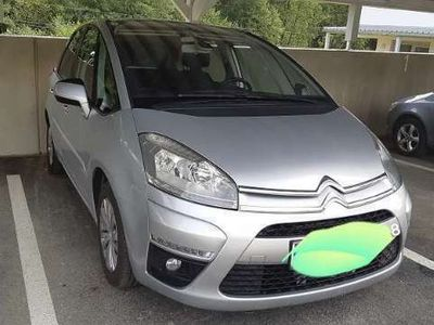 gebraucht Citroën C4 Picasso 1,6 Seduction HDi FAP
