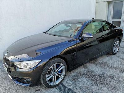 gebraucht BMW 435 i xDrive Coupe Aut.
