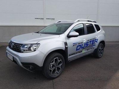 gebraucht Dacia Duster Prestige Blue dCi 115 S&S