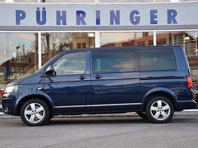 gebraucht VW Multivan T5Highline 2,0 BiTDI 4motion D-PF DSG