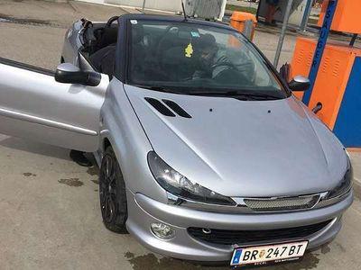 gebraucht Peugeot 206 CC 206 2.0 Cabrio / Roadster