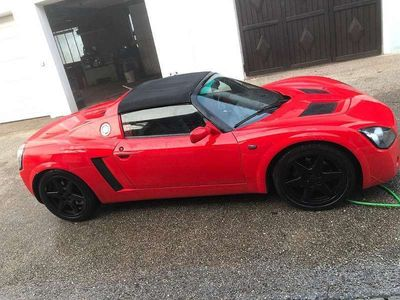 gebraucht Opel Speedster Cabrio / Roadster