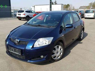 gebraucht Toyota Auris 2,0 D-4D 125 DPF Blue