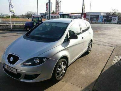 gebraucht Seat Altea XL Salsa 1,9 TDi DPF Kombi / Family Van