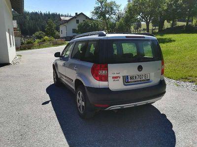 gebraucht Skoda Yeti Yeti4*4 SUV / Geländewagen,