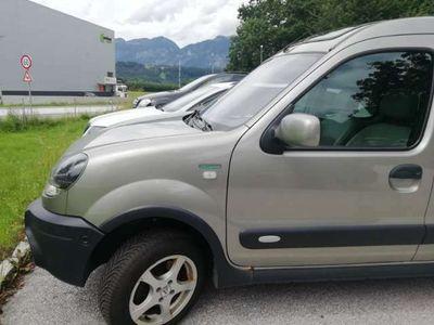 gebraucht Renault Kangoo Authentique 1,9 dCi 4x4