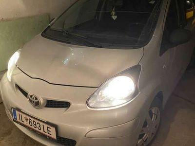 gebraucht Toyota Aygo 1,0 VVT-i City