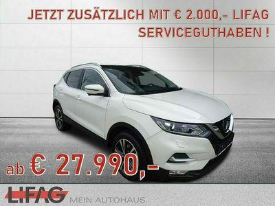 gebraucht Nissan Qashqai 17 dCi 4x4 N-Conn. *ab € 27.990-*