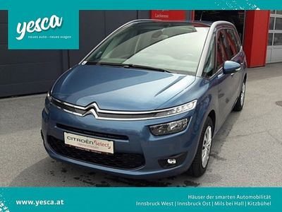 gebraucht Citroën Grand C4 Picasso BlueHDi 120 S&S EAT6 Seduction