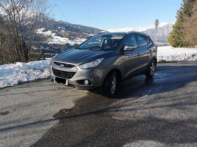 gebraucht Hyundai ix35 iX352.0 CRDi Life 4WD SUV / Geländewagen