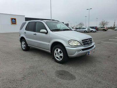 gebraucht Mercedes ML400 CDI Aut.