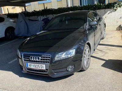 gebraucht Audi A5 2.7 TDI DPF multitronic S-Line