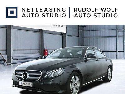 gebraucht Mercedes E200 E-Klasse Limousine4MATIC Avantgarde Aut., Avantgarde, 184 PS, 4 Türen, Automatik