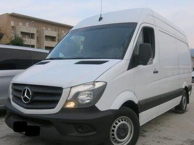 gebraucht Mercedes Sprinter 314 BlueTEC 3665 Kasten HD 593021