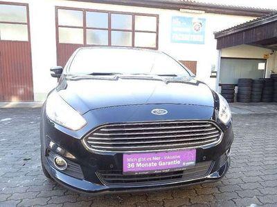 gebraucht Ford S-MAX Business- AHK-Navi-Winterpaket Kombi / Family Van