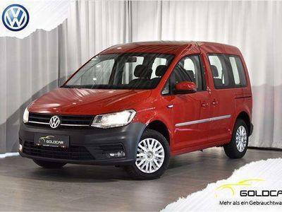 gebraucht VW Caddy Kombi Trendline 2,0 TDI Kombi