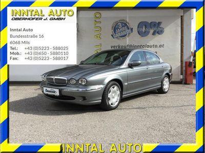 gebraucht Jaguar X-type 3,0 V6 Executive Aut. *8-FACH BEREIFT*