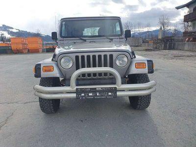gebraucht Jeep Wrangler 4,0 Sport Hard Top
