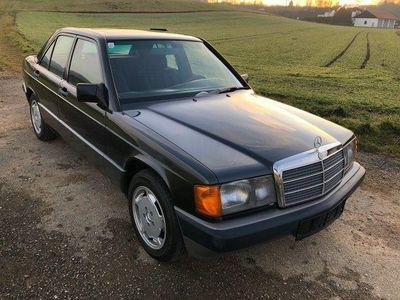 gebraucht Mercedes 190 190 Limousine