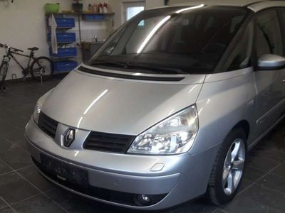 gebraucht Renault Espace 2.0 dci Kombi / Family Van
