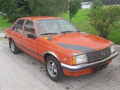 gebraucht Opel Rekord E 2000S Limousine,