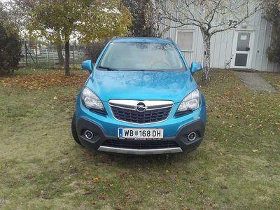 gebraucht Opel Mokka MokkaEdition 5-Türer 1,6 SUV / Geländewagen,
