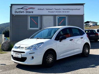 gebraucht Citroën C3 VTi 68 PureTech Seduction mit Fulldrive*1.Besitz*