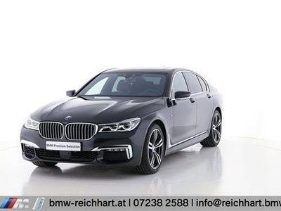 usata BMW 750 7er-Reihe d xDrive Aut. Limousine,