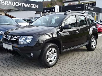 gebraucht Dacia Duster Lauréate dCi 110 4 WD S&S