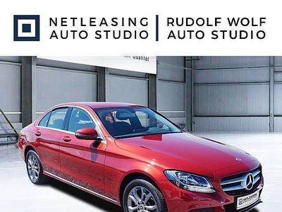 gebraucht Mercedes C180 Avantgarde+Navi+Business+Remote on+PTS+17' Klima