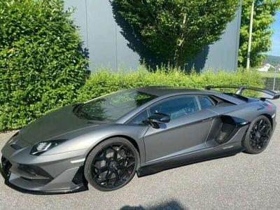 gebraucht Lamborghini Aventador SVJ Roadster Superveloce*Lifting System*Style Pake