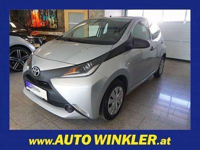 gebraucht Toyota Aygo 1,0 VVT-i x