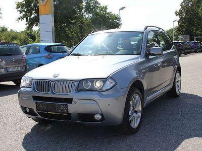 gebraucht BMW X3 3,0sd Österreich-Paket Aut.