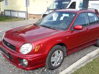gebraucht Subaru Impreza GX 2,0 Klein-/ Kompaktwagen