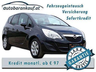 gebraucht Opel Meriva 1,4 Turbo Ecotec Color Start/Stop System Kombi / Family Van,