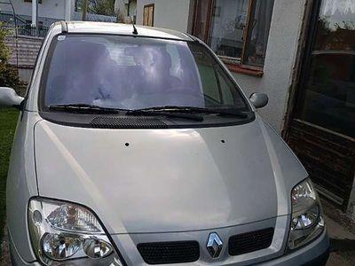 gebraucht Renault Mégane 1,6 Benzin Kombi / Family Van